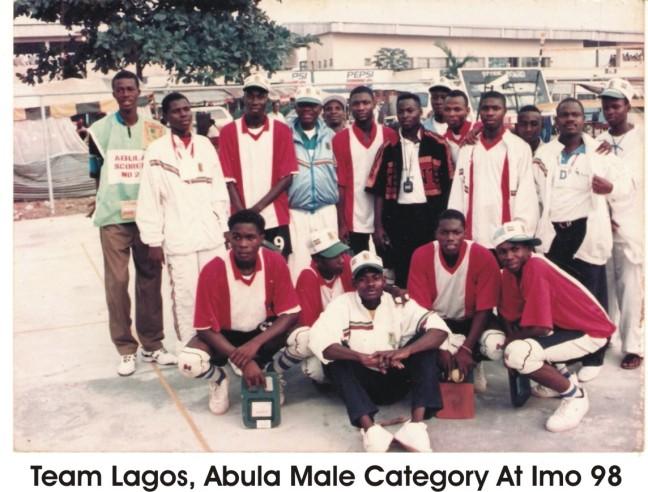 Team Lagos